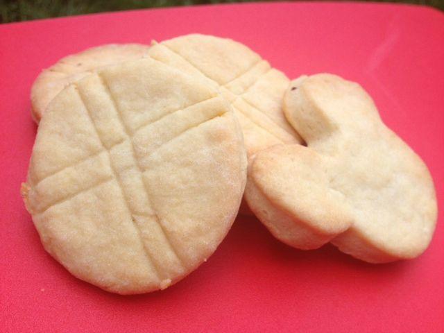 recette biscuit bébé