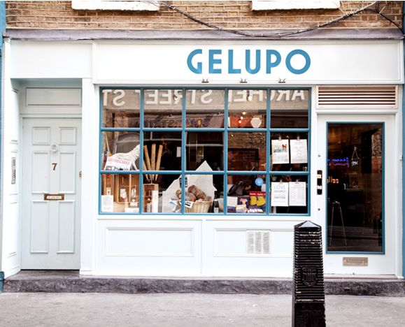 No matter how much my body shook from the cold, if we saw a gelato shop, I stopped to get some.