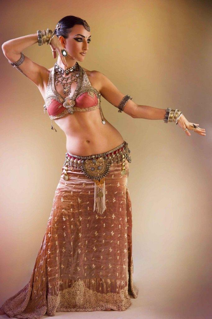 Танец голой индианки вас