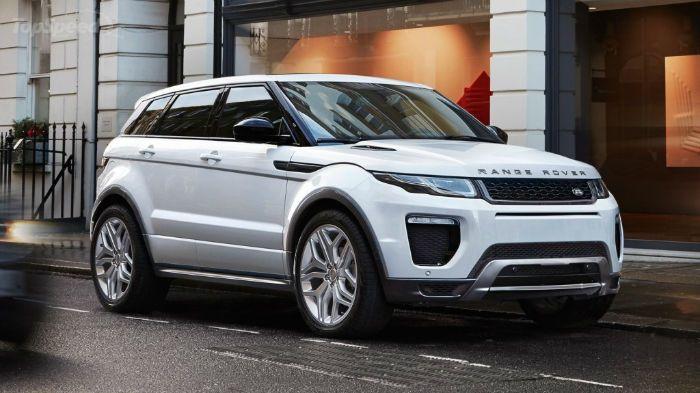 2017 Range Rover White