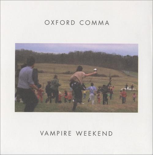 Oxford Comma - Vampire Weekend