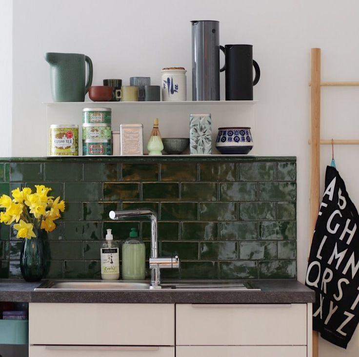 Die schönsten Wohn- und Dekoideen aus dem Februar, Foto von Mitglied Hague Blue | #SoLebIch #küche #kitchen #interiordesign #interior