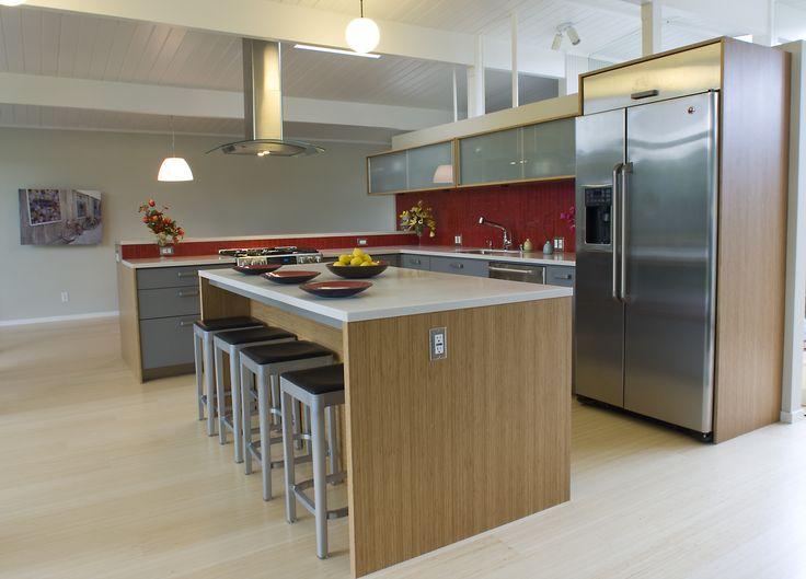 85 Best Eichler Kitchens Images On Pinterest  Kitchen Ideas Beauteous Kitchen Design Furniture Design Decoration