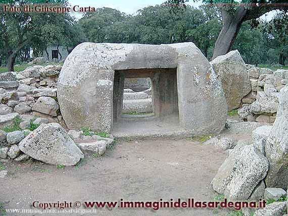 Sardinia, Goni, #dolmen