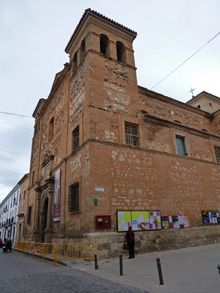 Iglesia de San Agustin, Almagro, Ciudad Real