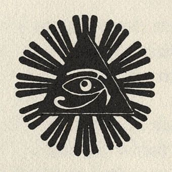 Egyptian Symbol Gallery: Confessions of Aleister Crowley's Eye of Horus