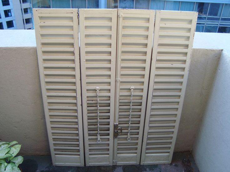 46 best images about puertas y ventanas antiguas on pinterest - Pasadores para puertas ...
