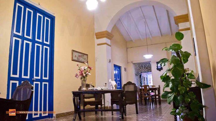 Hostal Colonial Las Tradiciones (en Remedios, Villa Clara)