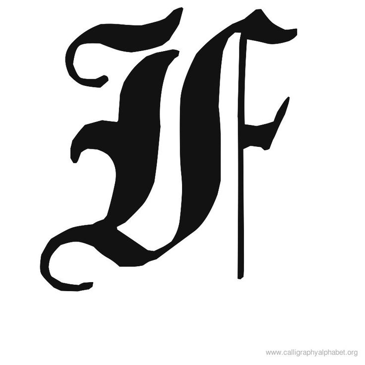 Best f images on pinterest calligraphy monograms and