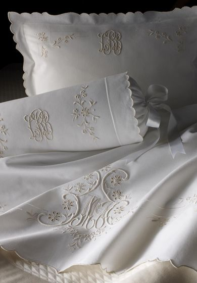 Beautiful linens
