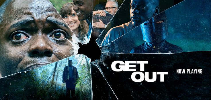 Jordan Peele, Daniel Kaluuya, Allison Williams, Bradley Whitford, Get Out (2017), CINE ΣΕΡΡΕΣ,