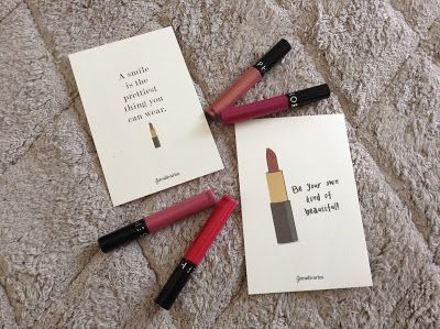 Sephora Cream Lip stains | Beauty Notes by Athina