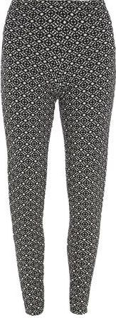 Dorothy Perkins Womens Mono Tile Elastic treggings- Black Mono textured tile printed side elastic tregging. Approx length:73cm 68% Polyester,22% Viscose,8% Polyamide,2% Elastane. Machine washable. http://www.comparestoreprices.co.uk/january-2017-9/dorothy-perkins-womens-mono-tile-elastic-treggings-black.asp
