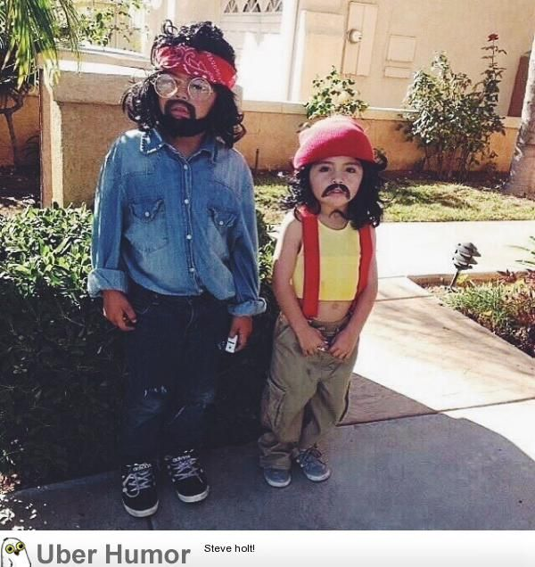halloween sayings daughters last halloween as cheech and chong funny pictures quotes last halloweenawesome halloween costumeskid - Funniest Kids Halloween Costumes