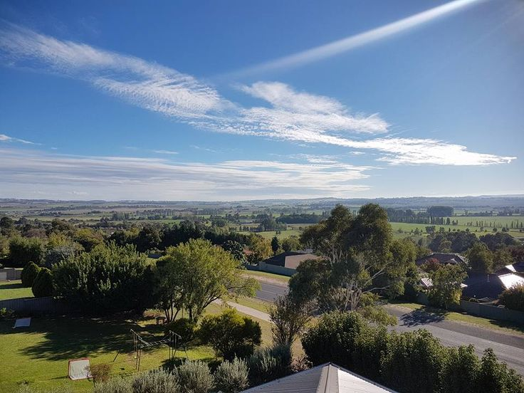 A spectacular view from the roof of a house in New South Wales! This image was taken by Gutter-Vac Central West NSW, from a gutter cleaning job they were doing up on the roof.   Call 1300 654 253 for a free quote!