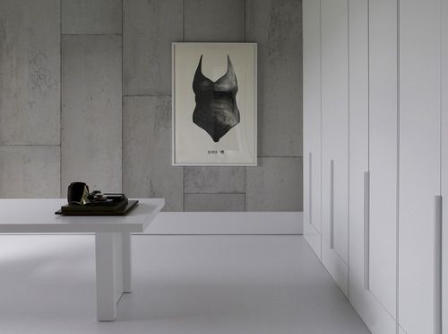 'CON-06 Concrete Wallpaper by Piet Boon. @2Modern'