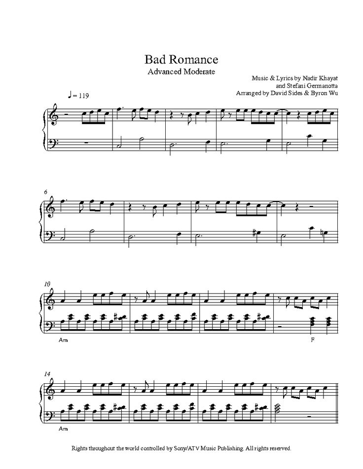 let it go advanced piano sheet music pdf