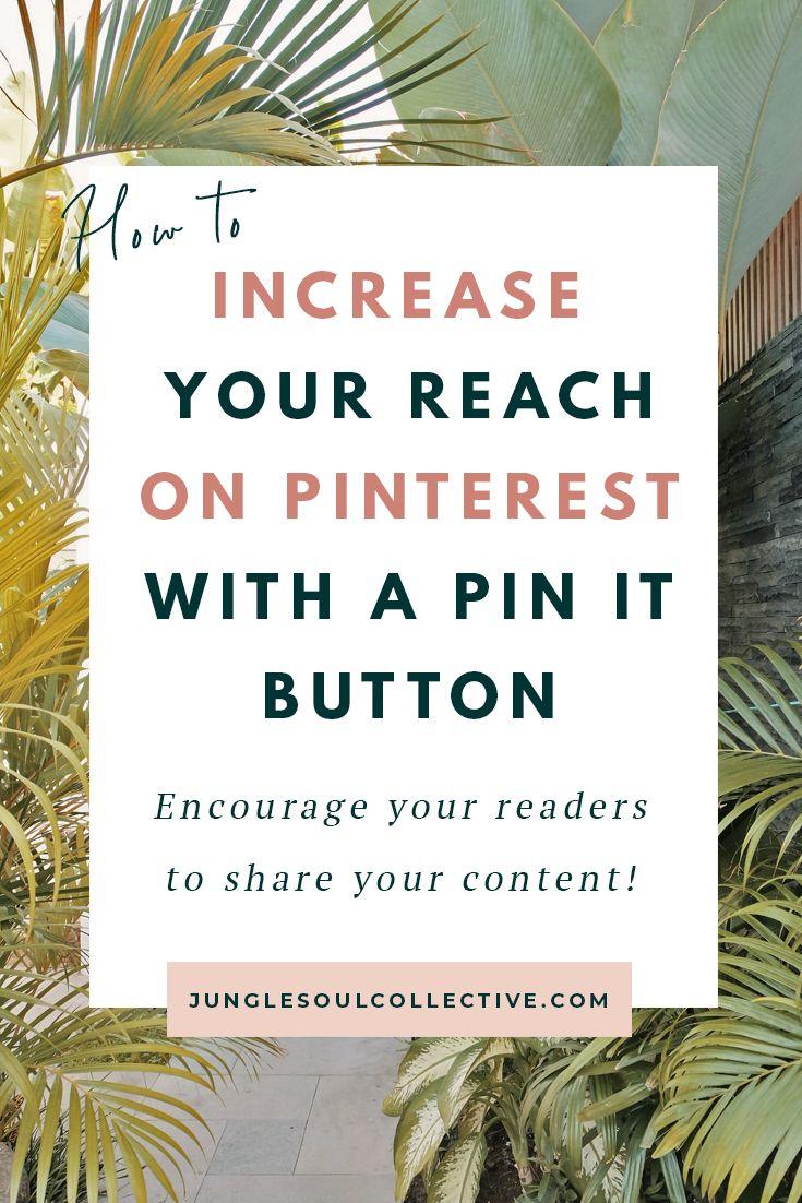 Machen Sie das Feststecken einfach! So fügen Sie Ihrer Website eine Pin It-Schaltfläche hinzu