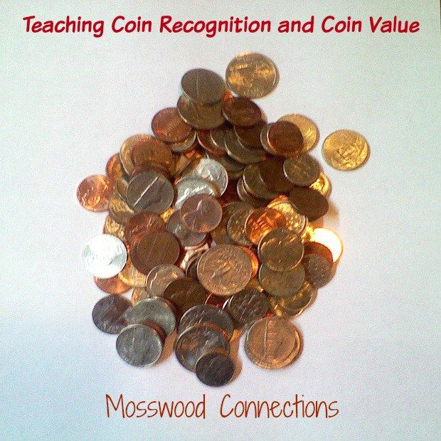 Teaching Coin Recognition and Coin Value