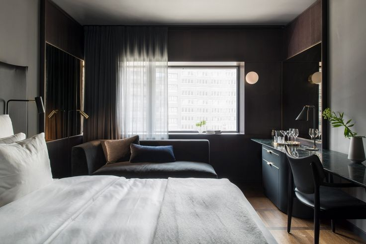At Six designed as Sweden's best luxury hotel, says Universal Design Studio