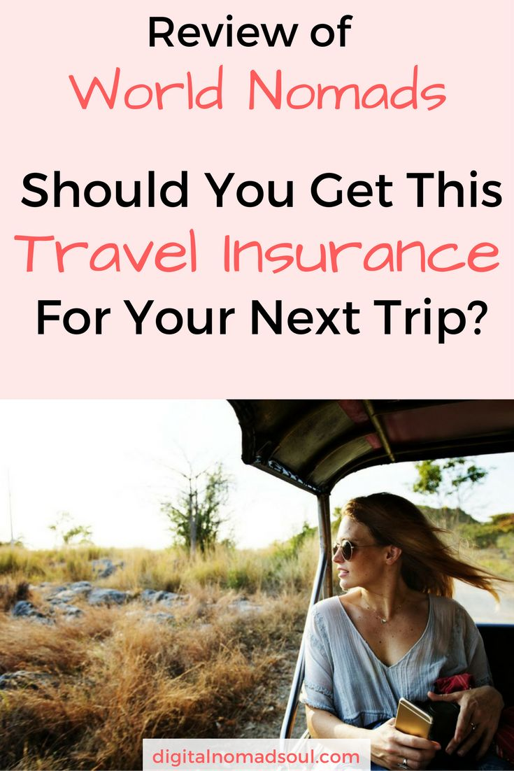 When you want to travel around the world, you should also get a travel insurance. But what about when you are a digital nomad? So you travel and make money online with your remote job? What kind of international health care do you need? This personal review will explain you in detail if one of the biggest travel insurance companies - World Nomads - is a suitable option for those you like to travel and work at the same time.