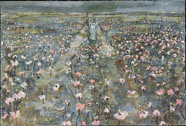 "pinkpagodastudio: Anselm Kiefer--""Let a Thousand Flowers Bloom"""