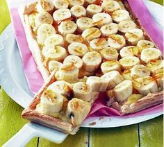 Bananentaart Met Sinaasappelmarmelade recept | Smulweb.nl