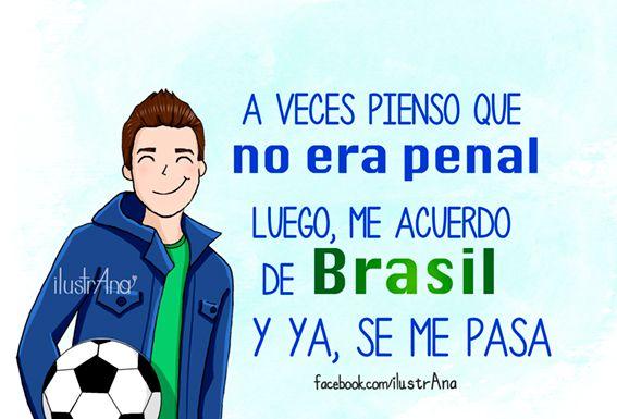 #NoEraPenal #Brasil2014 #México #selecciónmexicana #mundial #futbol