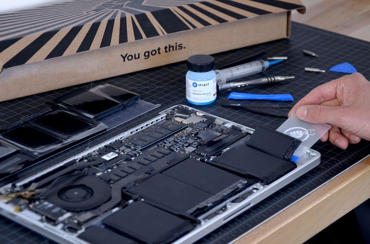iFixit introduces battery replacement kit for Apple's MacBook Pro with Retina display