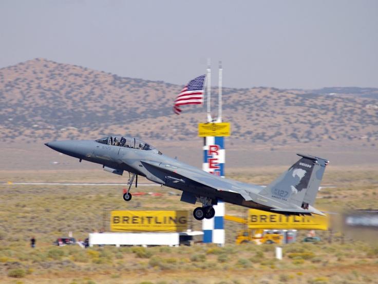 F-15 Reno Air Races