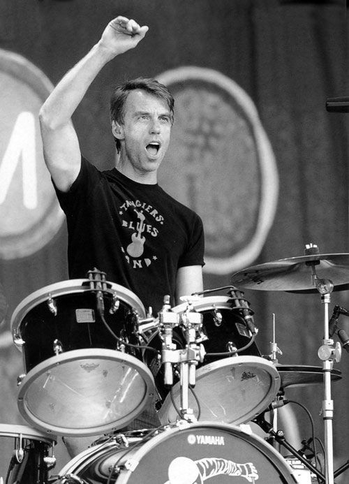 Matt Cameron (Soundgarden, Temple of the Dog, Pearl Jam, Hater, Wellwater Conspiracy)