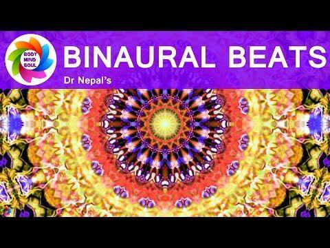 Boost Your Serotonin, Dopamine & Endorphin Release - Binaural Beats + Isochronic Tones - YouTube