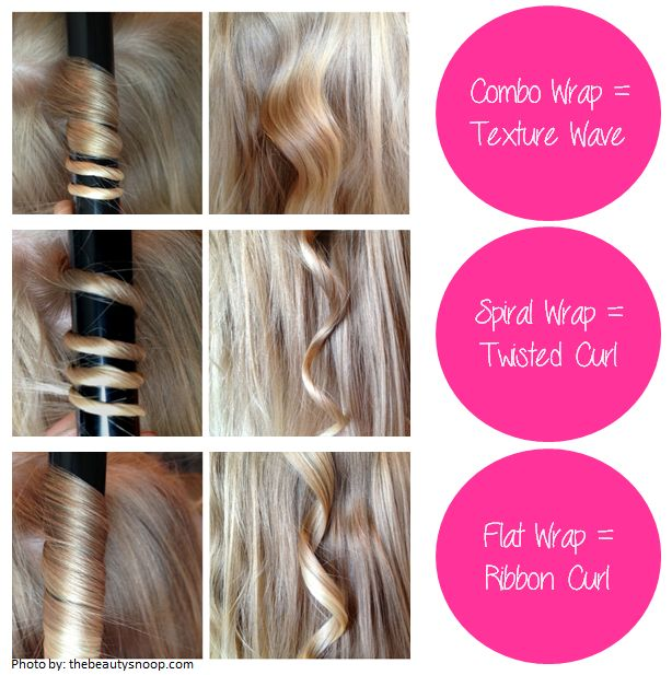 Tricks for the perfect curl. Love the first one!