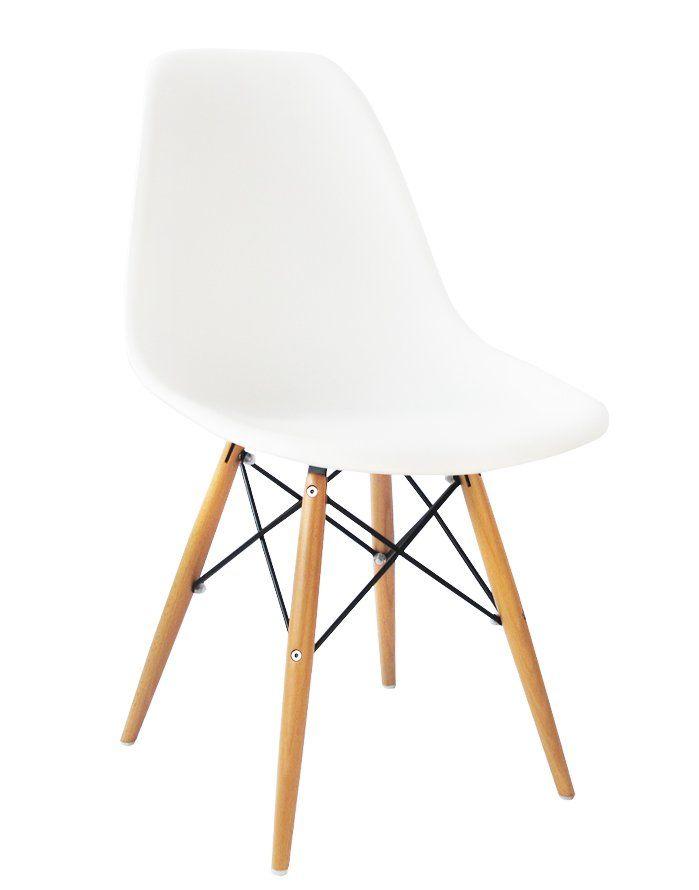 Replica Eames DSW Chair – White
