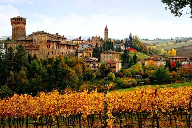 Castelvetro di Modena -Italy