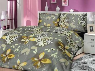 Holey Quilt® obliečka Zipper™ Chichek grey 140x200