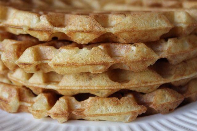... Waffles on Pinterest | Waffles, Blueberry waffles and Buttermilk