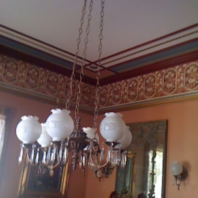 Victorian Dining Room Decor