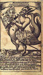 EL AVENTURERO SIMPLICISSIMUS 1668 Simplicius Simplicissimus (en alemán, Der abenteuerliche Simplicissimus Teutsch) es una novela picaresca, perteneciente al periodo barroco, escrita en 1668 por Hans Jakob Christoffel von Grimmelshausen y publicada el año siguiente.