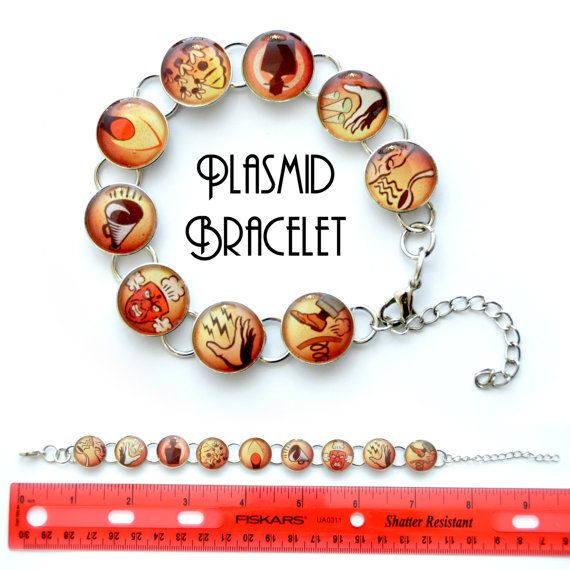 Bioshock Plasmid Bracelet by kbennett14580 on Etsy, $11.00