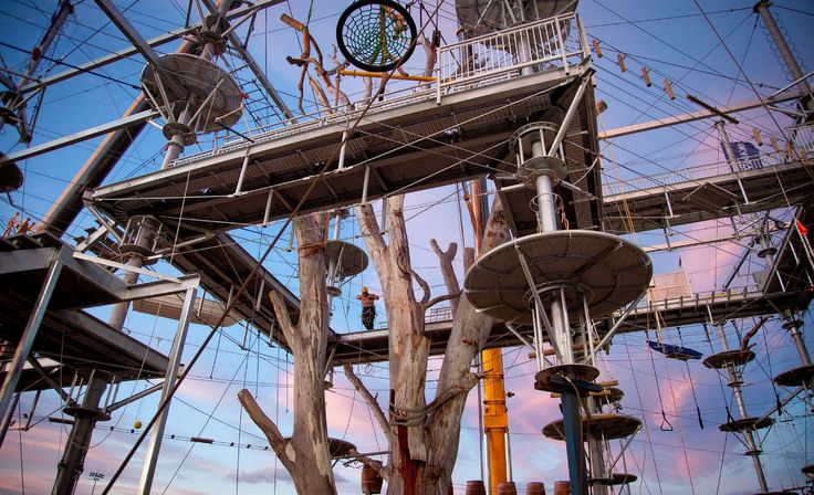 SYDNEY'S GOT AN EPIC NEW AERIAL ADVENTURE PARK