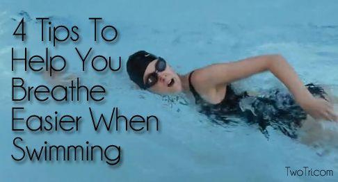 4 Beginner Triathlete Swimming Tips | TwoTri.com
