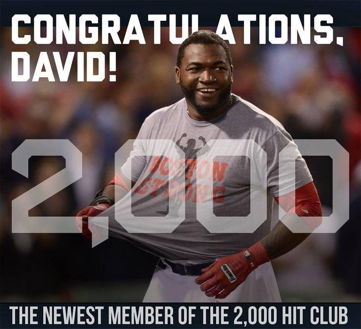 David Ortiz   Boston Red Sox www.realdealsontheweb.com  www.advocare.com/130433273