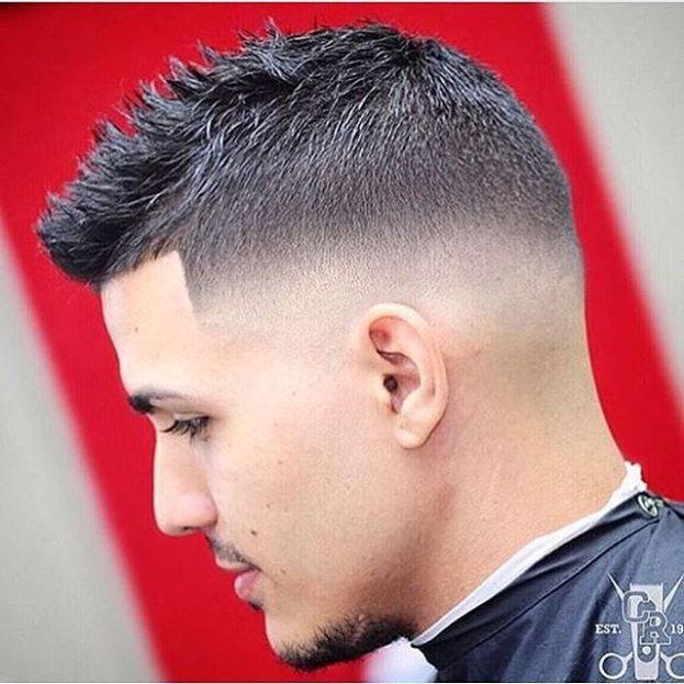 Fabulous 1000 Ideas About Military Haircuts On Pinterest High And Tight Short Hairstyles Gunalazisus