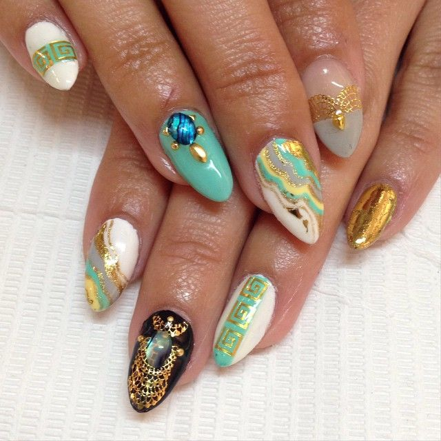 Opal Nail: 1000+ Images About Opal Nail Art On Pinterest