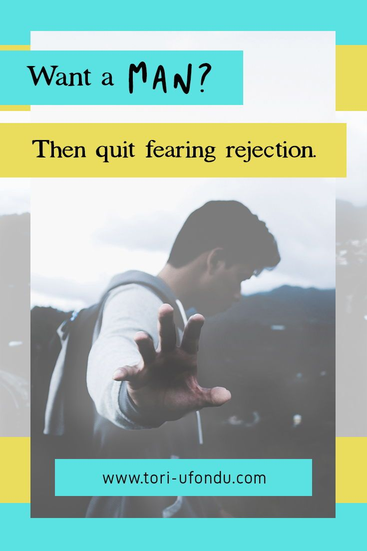 Dating fear of rejection