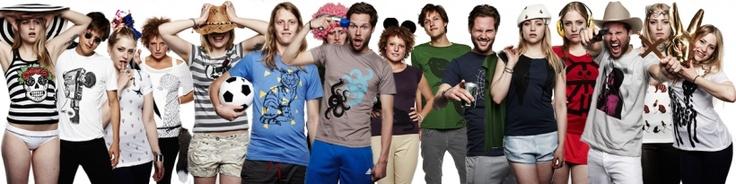 Supershirt® - Ultra coole zeefdruk shirts in gelimiteerde oplage