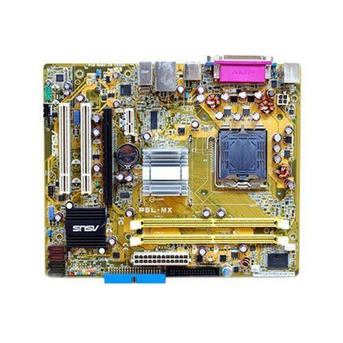 ASUS P5L-MX Intel DDR2-667 Intel GMA IGP mATX Motherboard | Pcbits 'n Parts