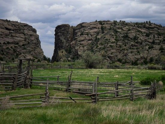 mormon pioneer trail | Mormon Trail of Tears, Southern Wyoming