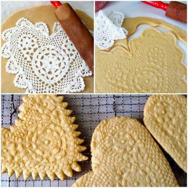 Kindertraktaties: Oud Hollandsche koekjes bakken